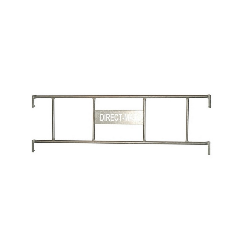 garde corps monobloc de s curit chafaudage. Black Bedroom Furniture Sets. Home Design Ideas