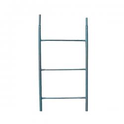 Cadre échelle d'échafaudage width=