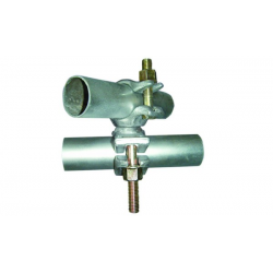 Collier orientable de serrage 49 x 49 width=