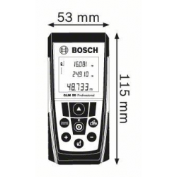 Laser de mesure Bosch 60 m - GLM50