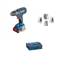 Perceuse visseuse Bosch GSR 18-2-LI Plus width=
