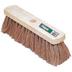 Balai coco 29 cm sans manche - Forges de Magne width=