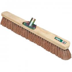 Balai coco 60 cm sans manche - Forges de Magne width=