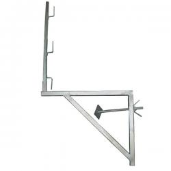 Console de maçonnerie 1 mètre galvanisée à vis width=