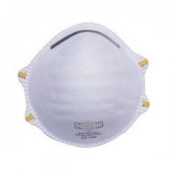 Boite 20 masques anti-poussière FFP1 sans valve width=