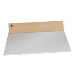 Couteau à colle acier - 180 mm width=