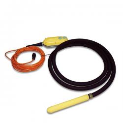 Aiguille vibrante - Ø 40 mm convertisseur intégré width=