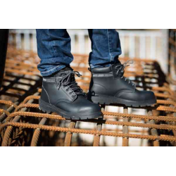 Chaussure haute de sécurité width=