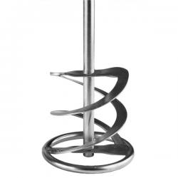 Turbine à hélices helicoidales pour malaxeur - Tecmix width=