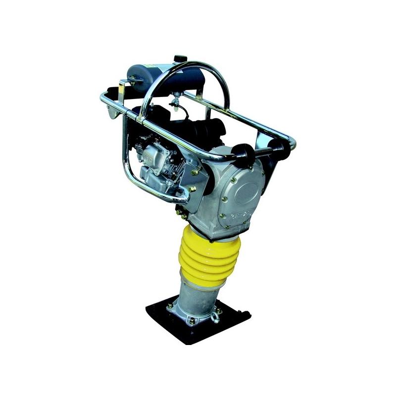 Pilonneuse thermique multi-usages béton