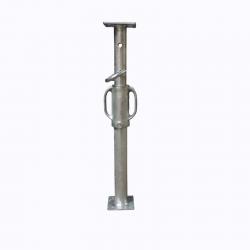 Étai de maçon galvanisé de 2.50 à 4.50 m width=