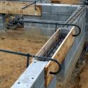Serre-joint de maçon - saillie 175 mm