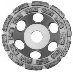 Disque de ponçage diamanté 125 mm béton - BERG width=