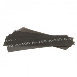 Feuilles de treillis pour taloche grain 120 - Edma