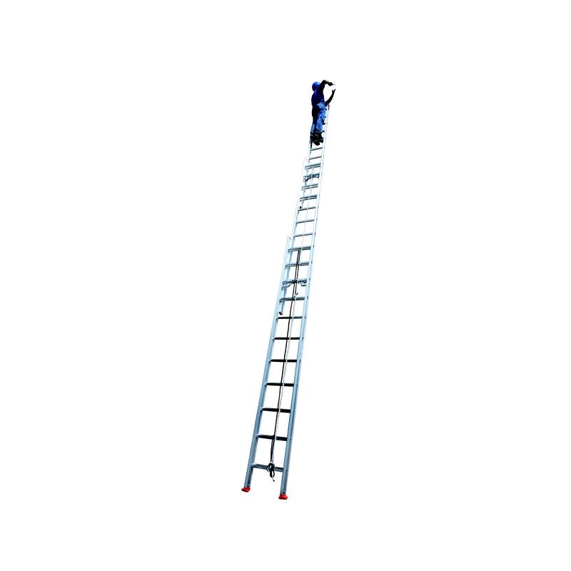 echelle coulissante 3 plans de 3.53 a 8.85 m
