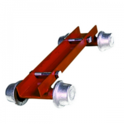kit roulettes pour treuil