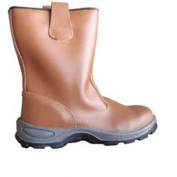Bottes de sécurité cuir