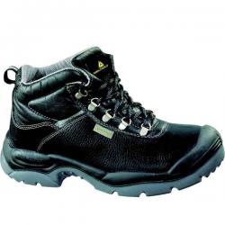 Chaussures hautes de sécurité cuir - Delta Plus