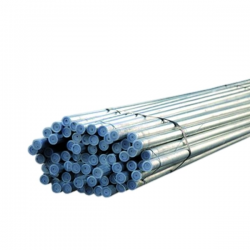 Tube acier 3 mètres - Diamètre 34 mm