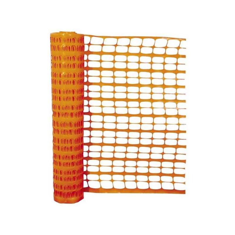 Grillage de signalisation orange - Taliaplast