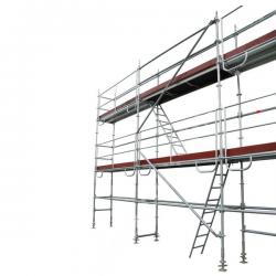 Lot échafaudage multidirectionnel  80 m2