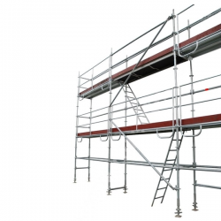 Échafaudage multidirectionnel 104 m2