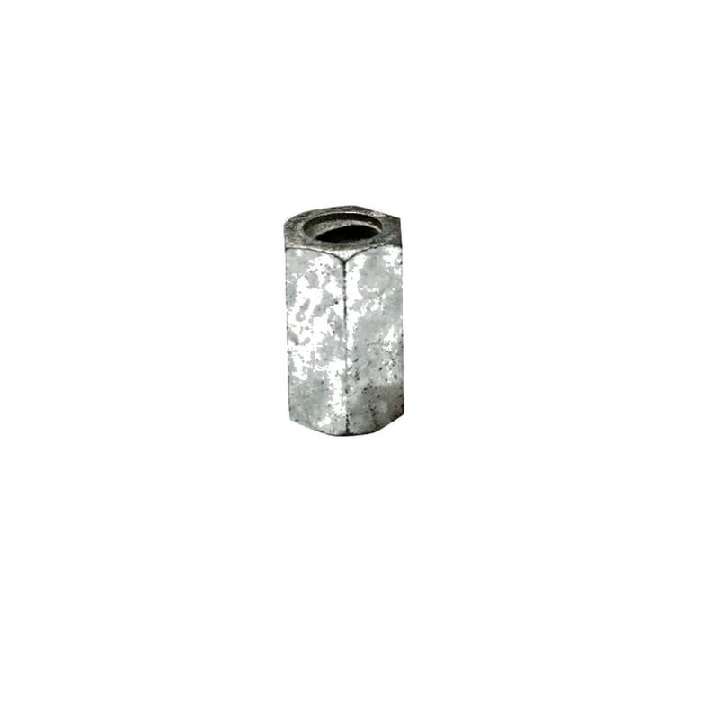 ecrou de jonction 6 pans 15/17 mm
