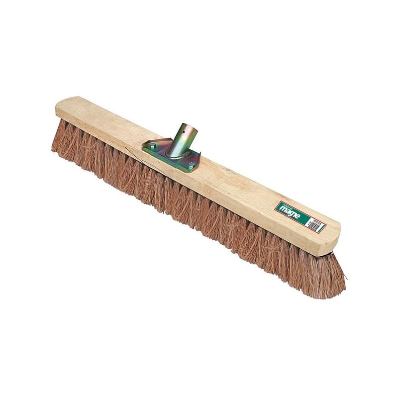Balai coco 60 cm sans manche - Forges de Magne