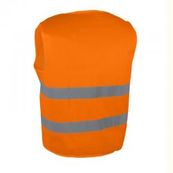 chasuble orange dos
