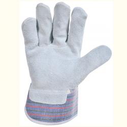 gants cuir docker