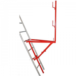 Taquet d'échelle peint width=
