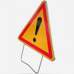 Panneau de signalisation AK14 - Attention width=