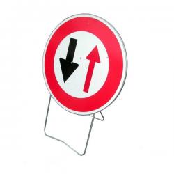 Panneau de signalisation type BK15