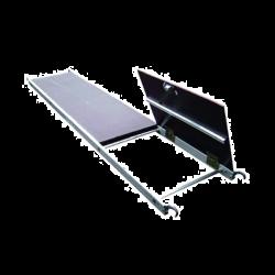 plancher d'échafaudage