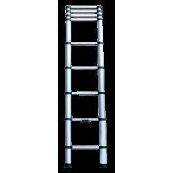 échelle télescopique 9 barreaux