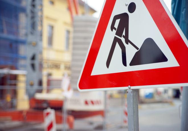 Signalisation, balisage de chantier et Travaux Publics