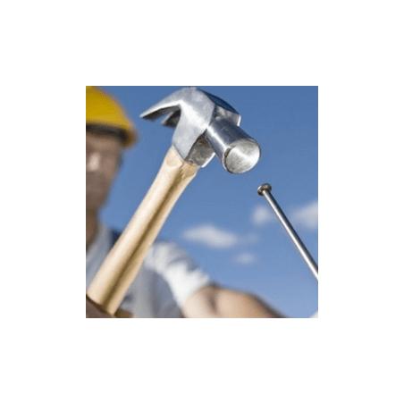 Marteau et scie - les outils indispensables à votre chantier