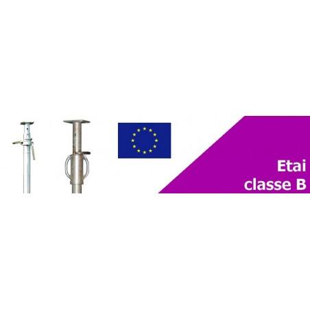 Étais classe B Norme Européenne EN 1065