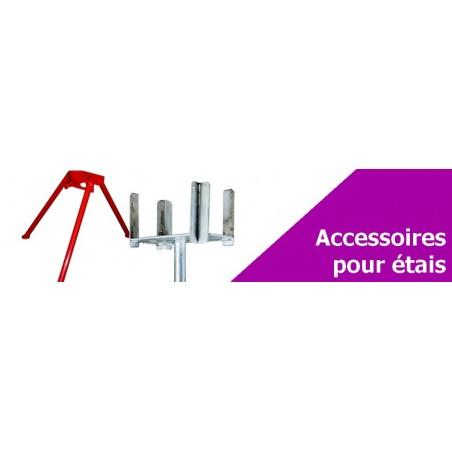 Accessoires pour étais - Vente en ligne de matériel BTP