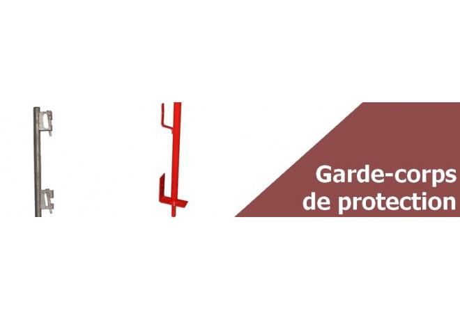 Garde-corps de protection