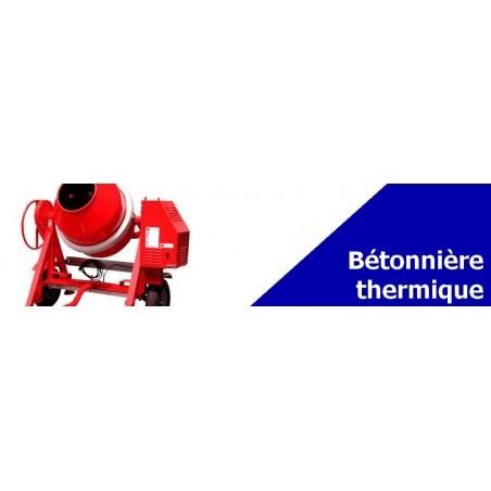 Bétonnière thermique - Malaxage de 190 à 350 litres