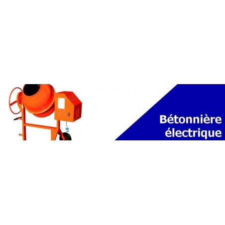 Bétonnière professionnelle électrique