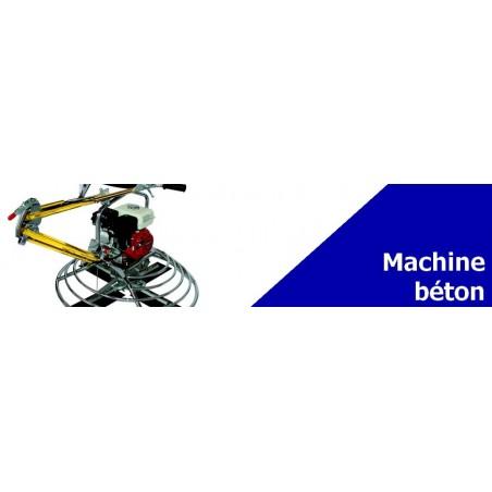 Machines pour béton - Talocheuse, pilonneuse, …qualité pro
