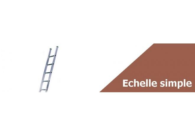 Echelle simple