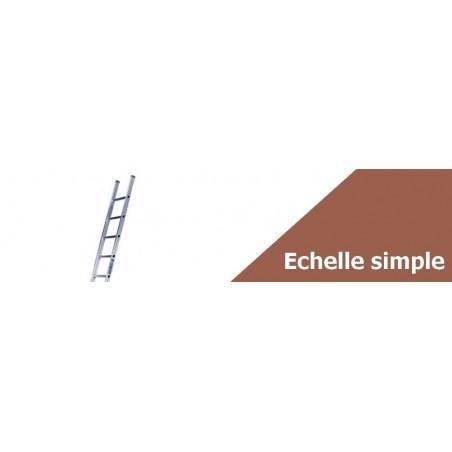 Échelle simple - Achetez votre matériel de bricolage en ligne