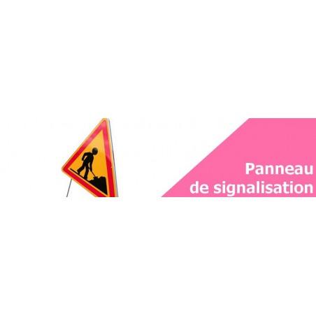 Panneau de signalisation - Tout votre matériel BTP et travaux publics