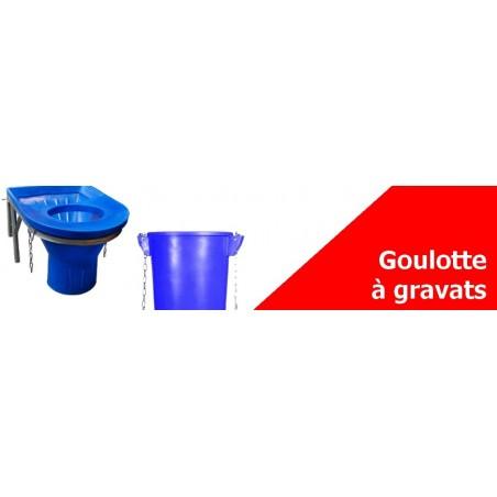 Goulotte à gravats - Achetez votre goulotte à bas prix